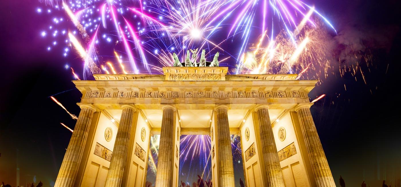 Das Silvesterticket 2018 2019 Für Berlin Feiern Sie In Der